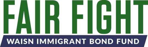 Fair Fight Immigrant Bond Fund Logo